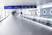 浦东机场换乘通道