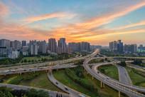 郑州城市立交桥