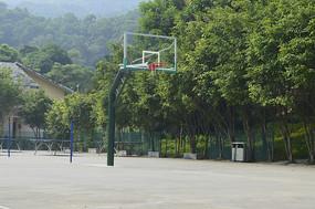 白云永泰乒乓体育公园篮球场