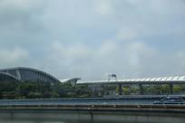 机场航站楼外景