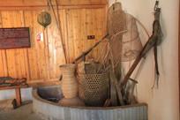 蒙古族人民的渔具