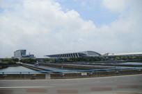 浦东机场西航站楼