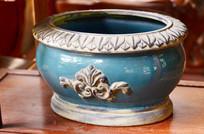 陶瓷花盆工艺品