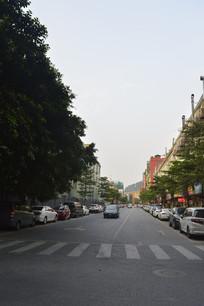 永泰街道公路周边环境