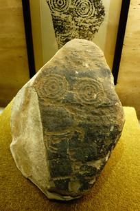 贺兰山岩画-符号