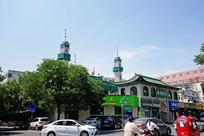 宁夏银川新华清真寺