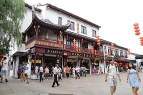 上海古镇一角