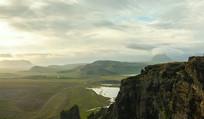 大山里的草原