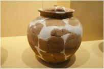 夫余陶器展品