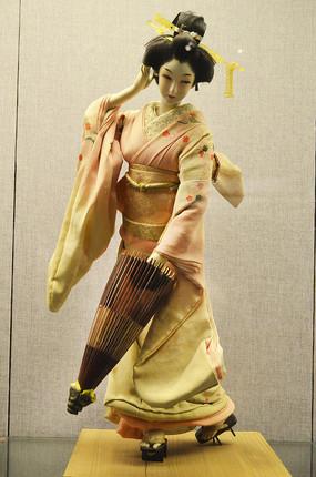 日本和服女士