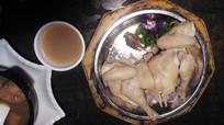 梧州古典鸡美食