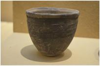 新石器时代陶钵