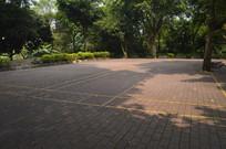 永泰乒乓体育公园广场