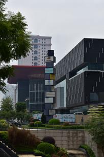 南宁民族影城建筑外景