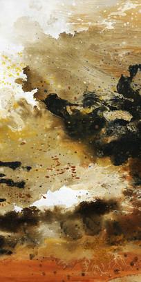 水墨意境壁画
