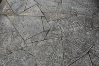 水泥地面几何图案背景