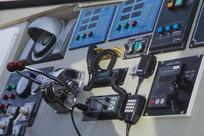 渔政执法船操控面板