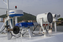 渔政执法警报系统