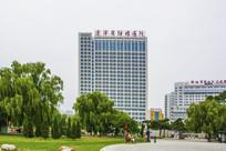 辽宁省肿瘤医院与沈阳万泉公园