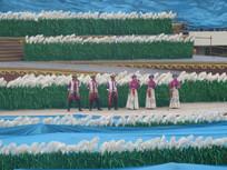 摩梭族歌手唱歌