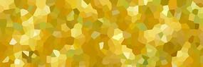 青黄色晶格底纹