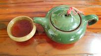 茶壶与茶杯