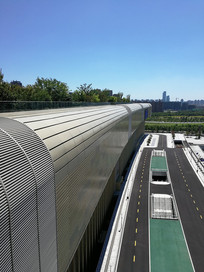 杭州G20会员中心外墙