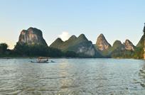 江河山峰美景