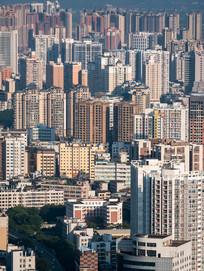 惠州市区建筑景色