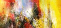 抽象艺术 抽象油画