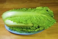 一棵秋白菜