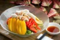 海鲜大拌菜
