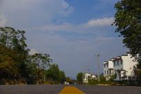 山村风景路