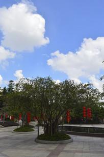 广州雕塑公园风景