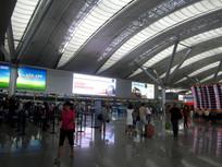 贵阳龙洞堡国际机场候机楼