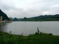 红枫湖的夏天