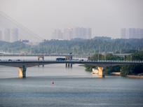惠州大桥与合生大桥特写