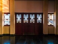 惠州合江楼的窗户