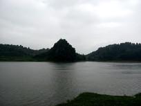 湖水的水纹