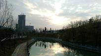 黎平西门河景观