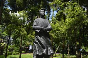 鲁迅先生塑像
