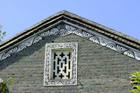 毛南族建筑装饰花纹