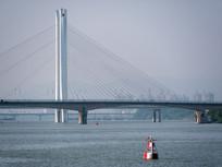 远眺惠州大桥和合生大桥