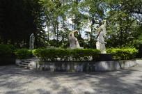 广州雕塑公园唐大禧雕塑园