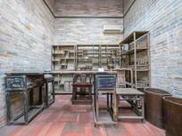 黄氏书室书屋家具