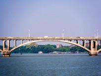 惠州东江大桥特写
