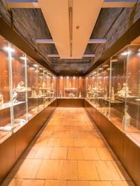 惠州民俗艺术品室内展示