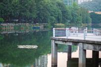 惠州南门公园的建筑