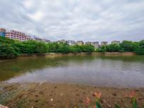 惠州西湖的丰湖湖泊