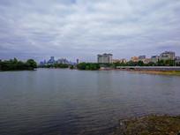 惠州西湖的丰湖景色